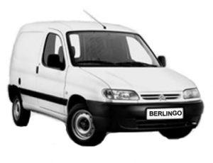 Essieu arrière Citroën Berlingo