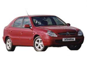 Citroën Xsara essieu arrière