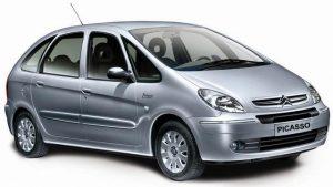 Réparation de train arrière dans Citroën Xsara Picasso