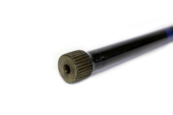 Barre de torsion droite Renault Megane rond, tubulaire 1