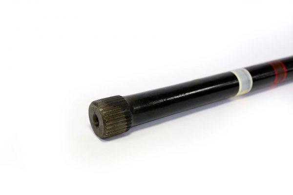 Barre de torsion gauche Renault Kangoo rond, tubulaire 1
