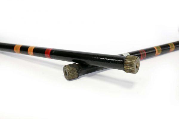 Barre de torsion gauche Renault Kangoo rond, tubulaire 2